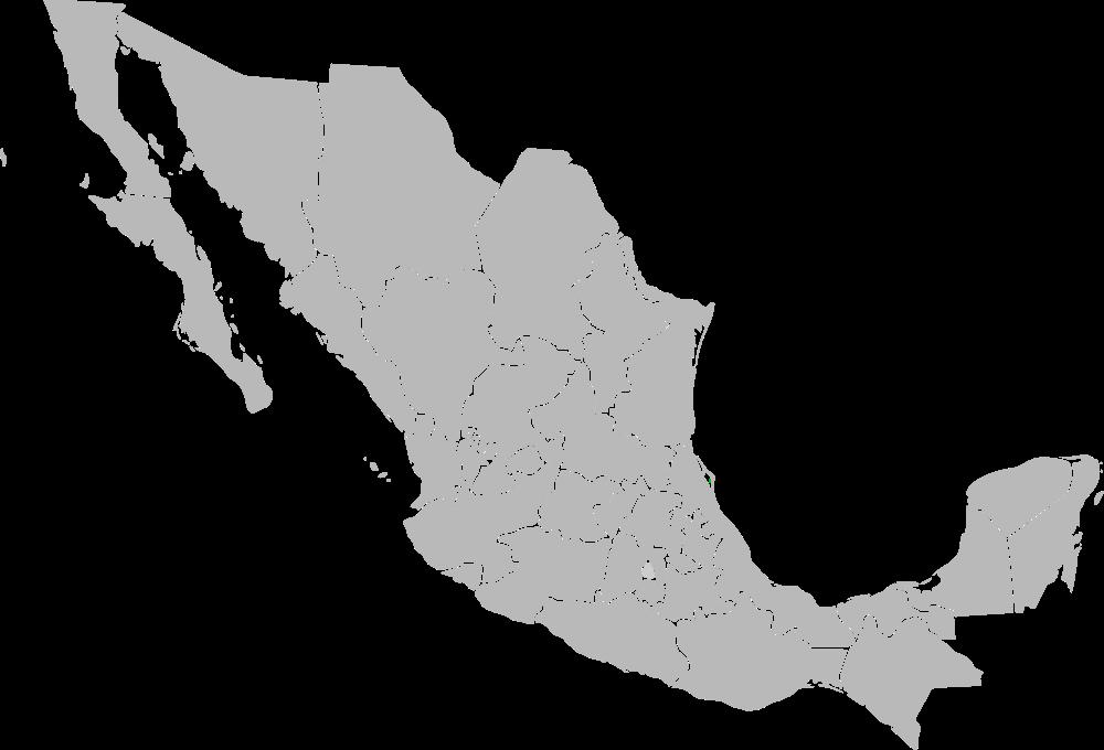 mapa-de-mexico-vector